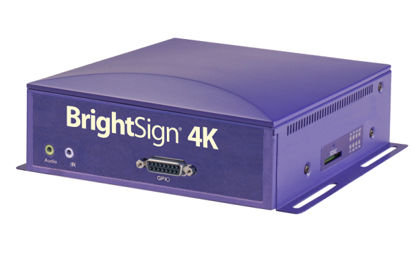 Digital Signage-Player 4K242